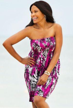 Tortola Smocked Dress