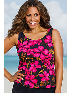 Oasis Tankini Top by Beach Belle