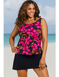 Oasis Skirtini by Beach Belle