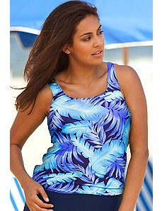 Laguna Tankini Top by Beach Belle