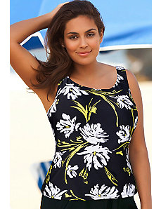 Mandalay Tankini Top by Beach Belle