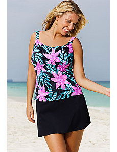 Del Mar Flared Skirtini by Beach Belle