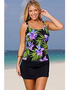 Palm Springs Skirtini by Beach Belle