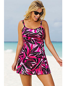 Palmdale Lingerie Swimdress by Beach Belle