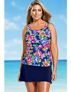 In Bloom Skirtini by Beach Belle