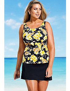 Daffodil Skirtini by Beach Belle