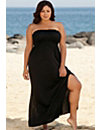 Eclipse Smocked Maxi Dress by Swim & Sun