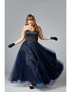 Bestselling Plus Size Ball Gown by Sydney's Closet