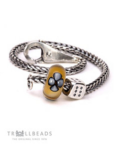 Lucky Dice Bracelet by Trollbeads