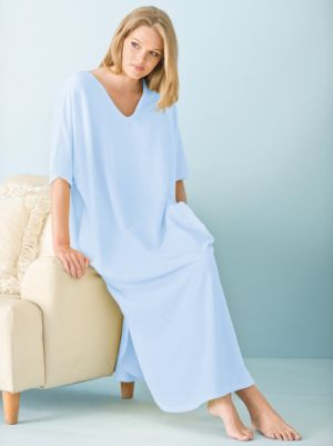 Terry Knit Caftan