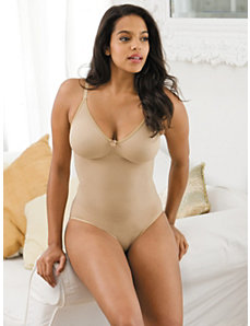 Soft Cup Bodysuit by Ulla Popken