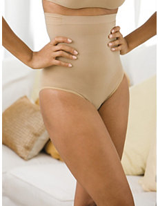 Body Wrap High Waist Panty by Ulla Popken