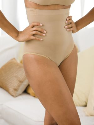 Body Wrap High Waist Panty