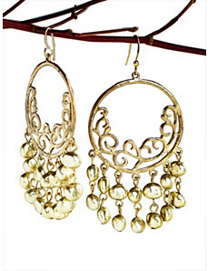 Chandelier Earrings by Ulla Popken