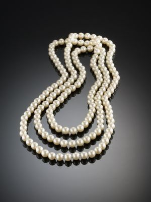 Carolee Pearl Rope Necklace