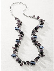 Mixed Bead Necklace by Ulla Popken
