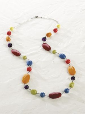 Happy Colors Long Necklace