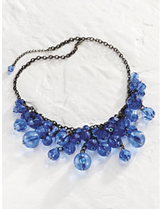 Blue Heaven Necklace by Ulla Popken