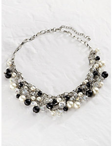Moonlight Mix Necklace by Ulla Popken