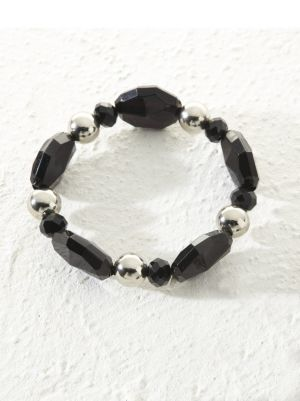 Licorice Stretch Bracelet