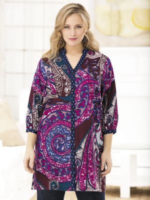 Ultimate Paisley Blouse