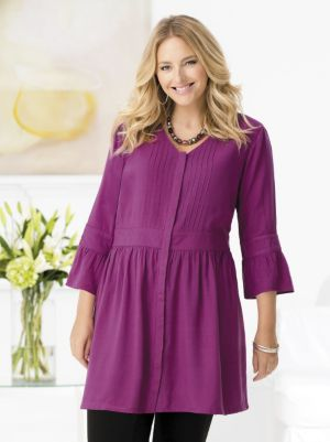 Skirted Baby Doll Tunic