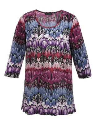 Feathered Friend Knit Tunic