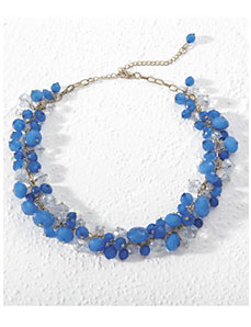 Blue Skies Necklace by Ulla Popken