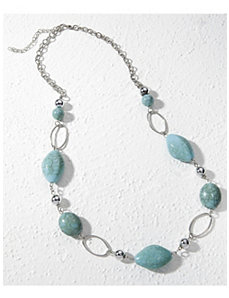 Southwestern Skies Necklace by Ulla Popken
