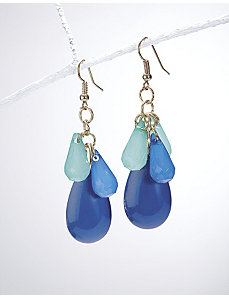 Seaside Dangle Earrings by Ulla Popken