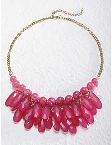 Pink Parfait Necklace by Ulla Popken