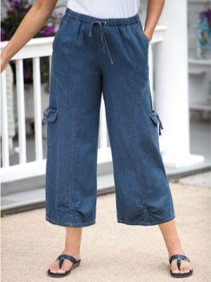 Cargo Flood Pants