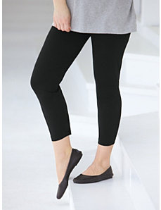 Crop Leggings by Ulla Popken