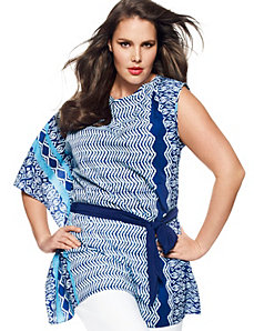 Lane Collection drama top by Lane Bryant