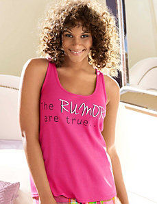 Rumors sleep tank by Cacique