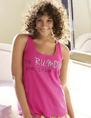 Rumors sleep tank