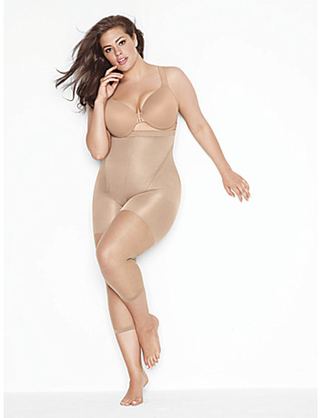 Spanx In-Power Super High Footless Shaper