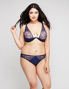 Eyelash Lace Bikini Panty
