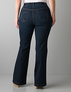 Flare jean with T3 Tighter Tummy Technology