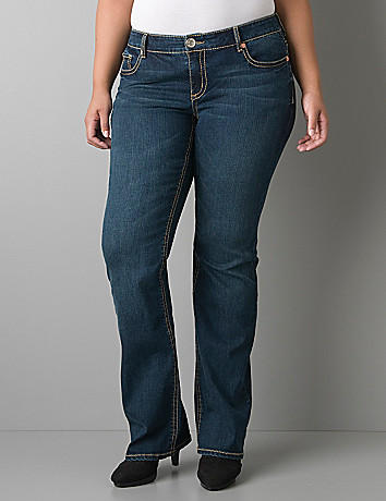 Aspire wash bootcut jean by Seven7