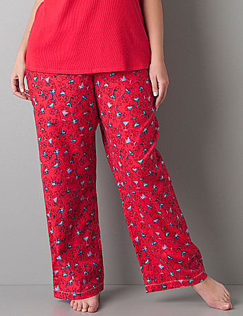 Martini woven sleep pant by Cacique