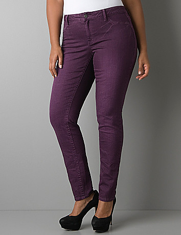 Vixen colored jegging by DKNY JEANS
