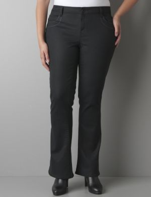 Stitched baby bell jean by DKNY JEANS