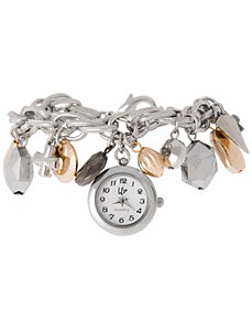 Charm bracelet watch by Lane Bryant by LANE BRYANT