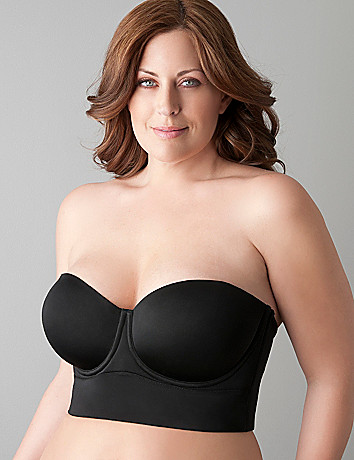 Stay Up Strapless Bra by The Natural