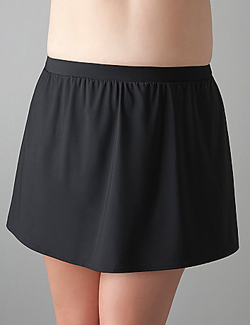 Plus size Swim skirt by Miraclesuit