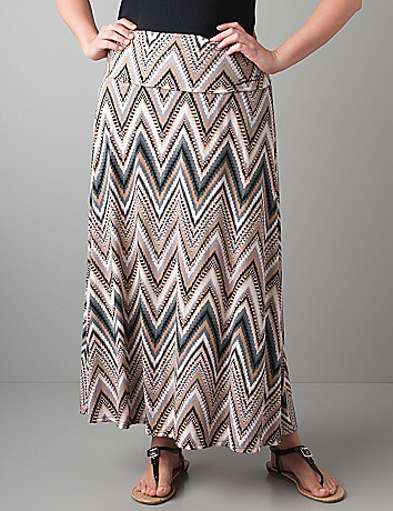 Zig zag tube dress by Seven7