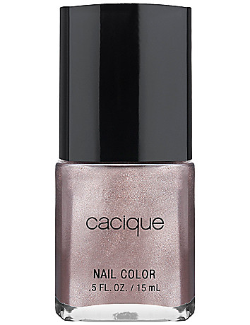 Shell Shocked nail color by Cacique