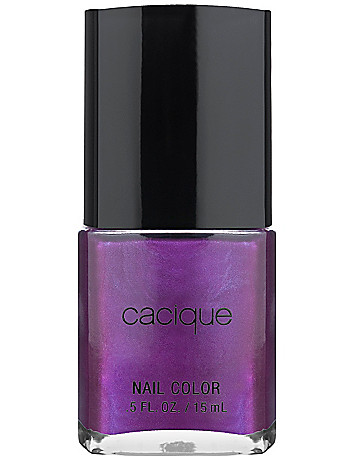 Ultra Violet nail color by Cacique