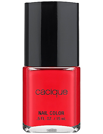 Rev-It-Up Red nail color by Cacique